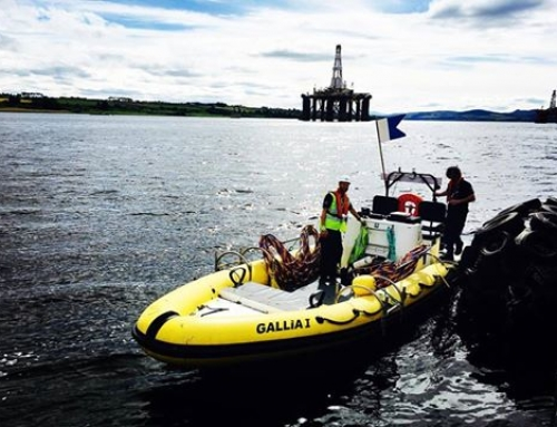 Cromarty Firth Contract Completed